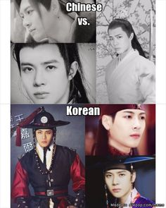 Jackson would look so good in a historical drama!