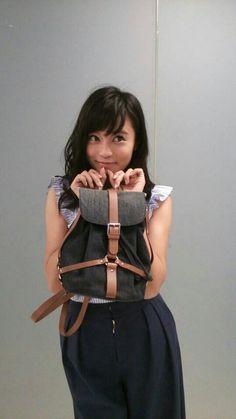 20150410 初リュック! 小島瑠璃子オフィシャルブログ「るりこのコト」Powered by Ameba