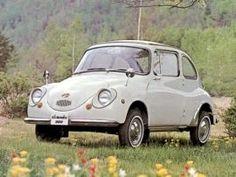 1967 Subaru 360
