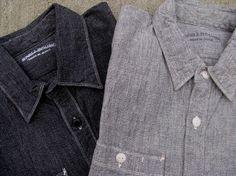 Fabrics: Chambray