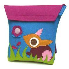 Cute little felt bag