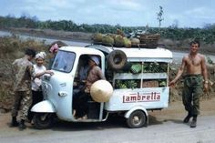 Early Lambretta Li 175 Series 2 :)