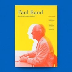 """1,400 Me gusta, 5 comentarios - Draw Down Books (@drawdownbooks) en Instagram: """"Paul Rand: Conversations with Students / Available at www.draw-down.com / This volume presents Paul…"""""""