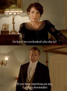 Downton Abbey//