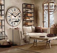Tic tac, tic tac … e os relógios na decoração?