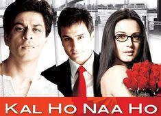 Kal ho naa ho (2003) Srk Movies, Good Movies, Watch Movies, Saif Ali Khan, Shahrukh Khan, Epic Movie, Movie Tv, Kabhi Alvida Naa Kehna, Kal Ho Na Ho