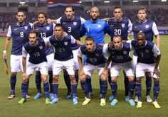 2014 World Cup USA Team Roster .