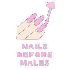 "At Your Fingertips Nail Salon on Instagram: ""YESSSSS #quotes #girlyquotes…"
