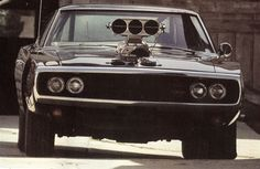 1970 Dodge Charger RT Supercharged 426 Hemi V-8