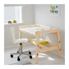 FLISAT Children's desk  - IKEA