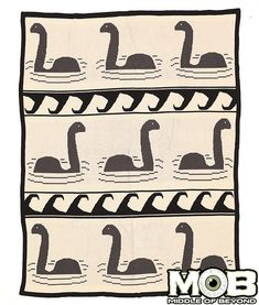Product in Stock Ships in 1-2 Days Loch Ness Blanket 63 inches x 63 inches Jacquard Knit 60% Cotton 40% Acrylic blend