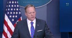 Full Video & Transcript: White House Press Secretary Sean Spicer Press Briefing, Tuesday, February 14, 2017