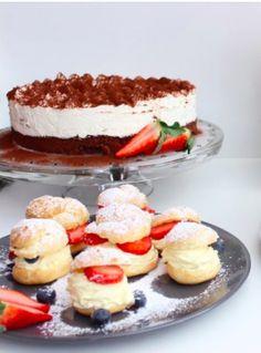 MIT LIEBE GEBACKEN #GRUENSTEI… Cheesecake, Desserts, Food, Green Stone, Love, Bakken, Recipies, Tailgate Desserts, Deserts