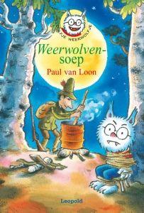 Kinderboek - Weerwolvensoep