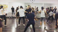 Ensayando para el festi !! Dancehall