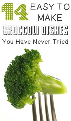 Even if you hate broccoli, these recipes may convince you otherwise!