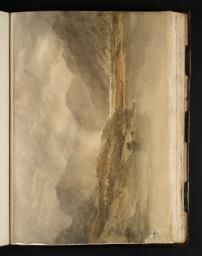 'Tweed and Lakes Sketchbook', Joseph Mallord William Turner, 1797 Turner Watercolors, Joseph Mallord William Turner, Edward Hopper, Lakes, Tweed, Painting, Art, Art Background, Painting Art