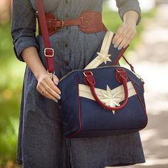 Loungefly Captain Marvel And Agent Carter Bags Unveiled