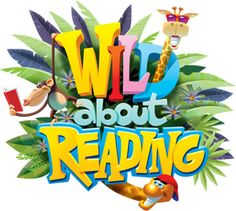 """""""Wild About Reading"""" was the Summer Reading Theme the summer I worked as an Assistant Library Director/Children's Librarian for a public library. It's a wonderful theme to promote reading as there were so many possibilities for all ages for displays, storytimes, featured guests, etc."""