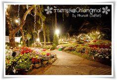 """รับลมหนาว""""ร้านกาแล"""" @ Chiangmai"""