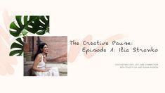 A Grounding Meditation with Ilia Stranko Grounding Meditation, Creative, Youtube, Youtubers