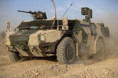 Armadillo Military Vehicle