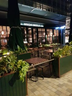 Wright Bros, Battersea, 12.5% Service Charge Discretionary Battersea Power Station, Wright Brothers, Restaurants, Patio, World, Outdoor Decor, Home Decor, Decoration Home, Room Decor