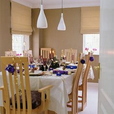 Esszimmer Wohnideen Möbel Dekoration Decoration Living Idea Interiors Home  Dining Room   Die Weihnachts Esszimmer