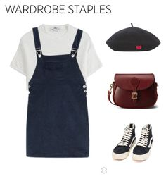"""""""untitle"""" by eeroo ❤ liked on Polyvore featuring Hope, Vans, J.W. Hulme Co. and contest"""