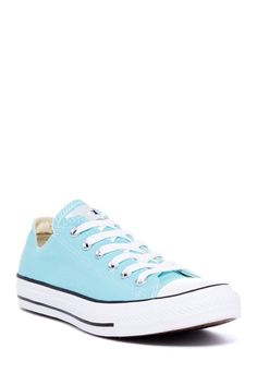 Tarheel blue Chucks!!