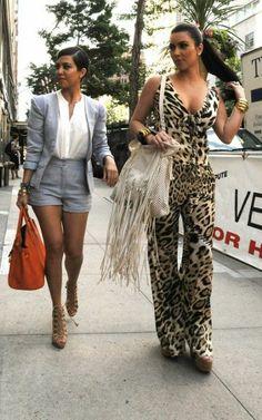 Kim Kardashian Fashion and Style - Kim Kardashian Dress, Clothes, Hairstyle - Page 56
