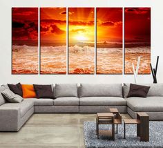 5 panel the ashton boat canvas wall art shop our pins canvas art print beach and sunset wall art canvas print seascape canvas print gumiabroncs Image collections