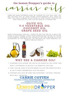 "If you're new to essential oils or have heard about them at all, chances are you've heard the term ""carrier oil"".  You might be wondering, what the heck is that anyway? What…"