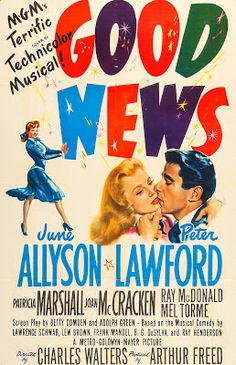 projetor antigo: Tudo Azul 1947 Dubl avi  1947, Charles Walters, Comédia/Musical/Romance, Donald MacBride, Dublado, Joan McCracken, June Allyson, Mel Tormé, Patricia Marshall, Peter Lawford, Ray McDonald, Robert E. Strickland, Tommy Rall