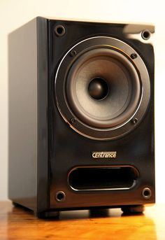 Survey: Three Small Monitors from Definitive, CEntrance, and GoldenEar | The Absolute Sound