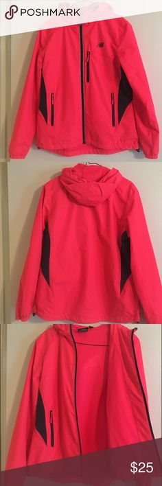 Like new all weather New Balance jacket Great condition! Worn once