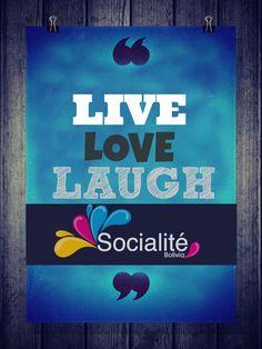¡Buen día Socialités...siempre buscando formas te motivarte!  Socialité Bolivia © All rights reserved.