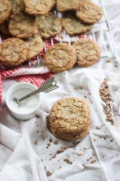 salted heath bar cookies