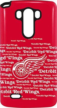 Detroit Red Wings LG G3 Gear