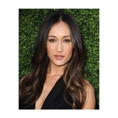 Reader question: Can I colour—or even Ombré—my Asian hair at home without making it go weird and brassy? | BEAUTY EDITOR found on Polyvore