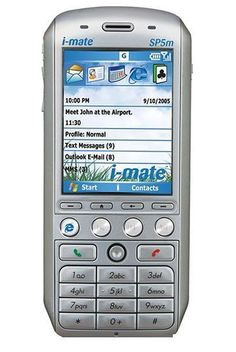 i-mate SP5m Device Specifications | Handset Detection