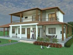 Everything You Need to Know to Plan a Walk-in Closet Bungalow Haus Design, Sims 4 House Design, Indian Home Design, Beautiful House Plans, Dream House Plans, Style At Home, House Outside Design, Mexico House, Rest House