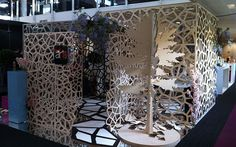 Structures | Our Work | Cut CnC | 01895 237668