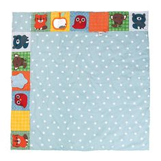 Franck & Fischer Musling Play Mat Certified Organic Cotton Play Mat with Mirror Goes perfectly with the Spyder Play Acitivity Gym