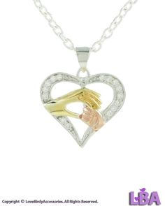 LBA 925 STERLING SILVER: LOVE - New Swarovski Crystal HEART Pendant Necklace CZ in Jewelry & Watches, Fashion Jewelry, Necklaces & Pendants | eBay