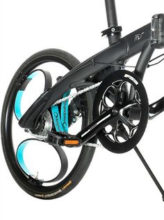 A 21st century bike  http://www.kickstarter.com/projects/1205277475/loopwheels-for-a-smoother-more-comfortable-bicycle  http://www.youtube.com/watch?v=PPKY1pFyqu8