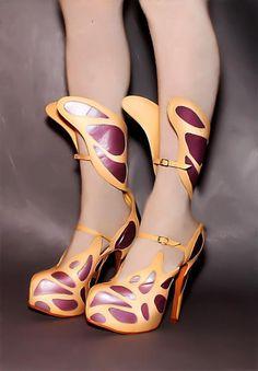 1051 Best Wacky Shoes images  54e70254dfb7