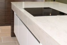 Corian® colour: Clam Shell  Application: Drawer fronts  Design by: Art of Kitchens