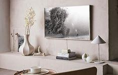Living Room Interior, Interior Livingroom, Minimalism, Tv, New Homes, Room Decor, Interior Design, Frame, Interiors