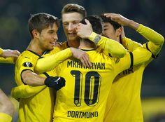 Europa League: Dortmund feiert deutlichen Sieg gegen Porto - SPIEGEL ONLINE - Sport